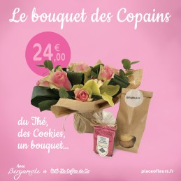 Les Bouquet des copains